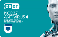 ESET NOD32 Antivirus Business Edition for Linux Desktop
